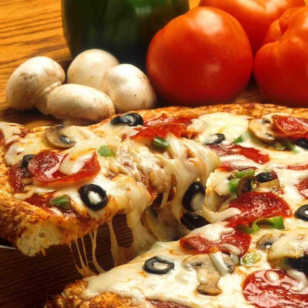 Rodízio de Pizzas